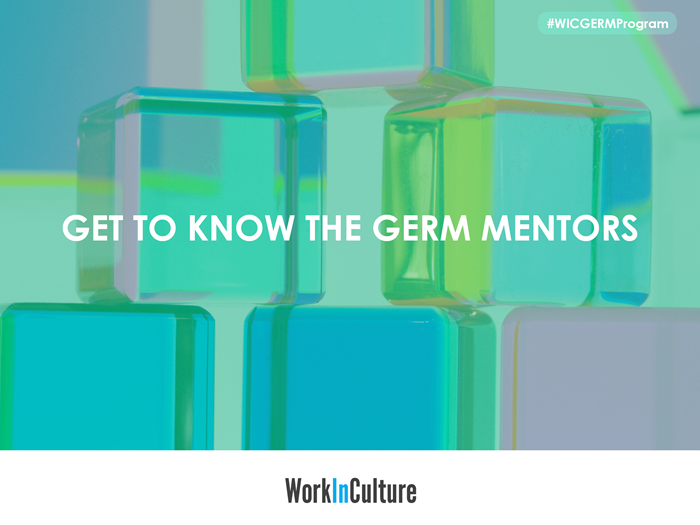 Get to know the GERM Mentors
